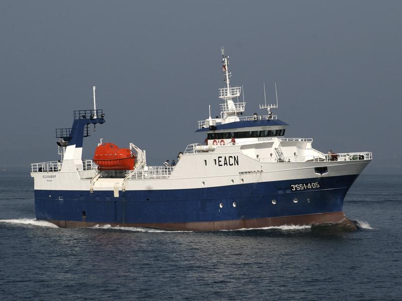 Fishing trawler of 48 meters – Insenaval